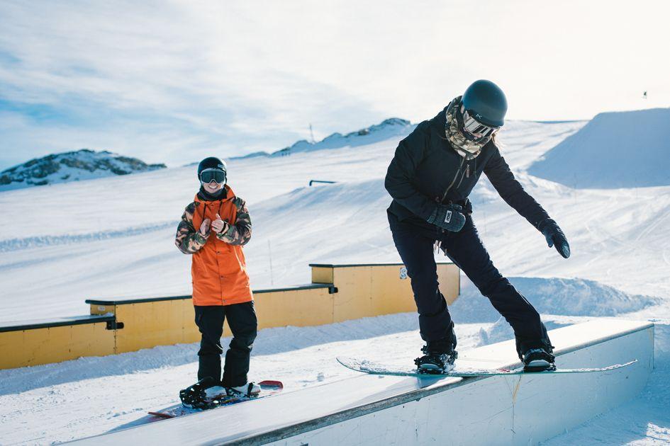Group Snowboarding Holidays