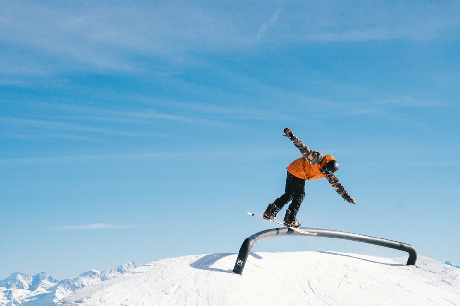 Top Snowboarding Resorts