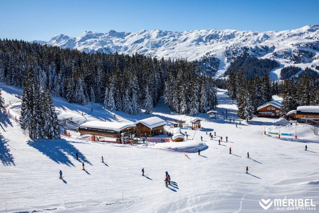 New year in Meribel, Meribel at New Year, Meribel luxury ski holiday, New Year ski holiday Three Valleys, New Year ski holiday Meribel