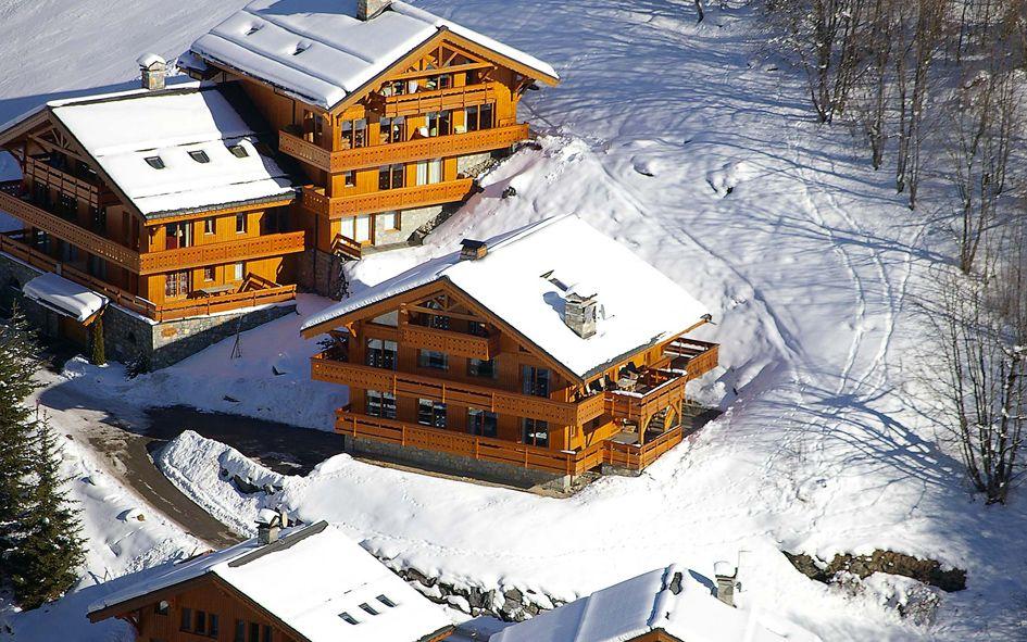 Chalets ski hen do