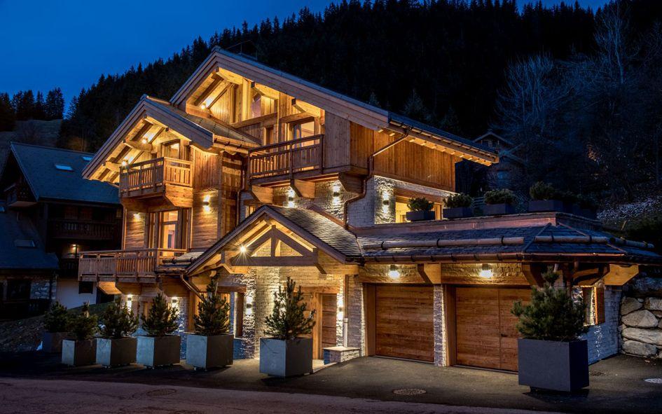 Chalet ski stag do