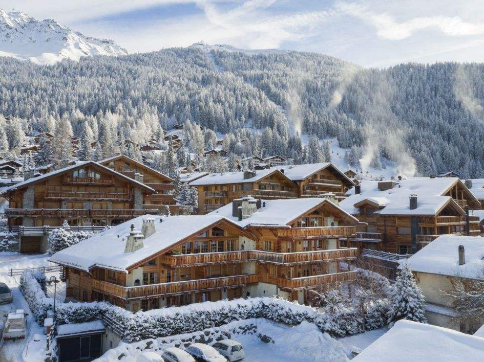 environmentally friendly ski holiday