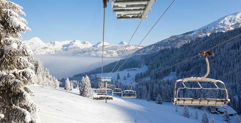 Les Gets, Les Gets ski resort, ski holiday to Les Gets