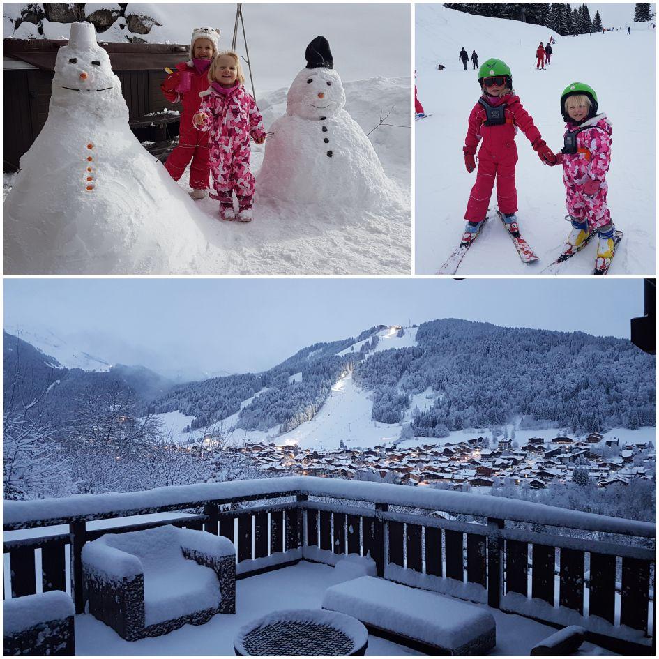 Morzine chalet Christmas, luxury Christmas ski holiday, ski holiday Morzine,