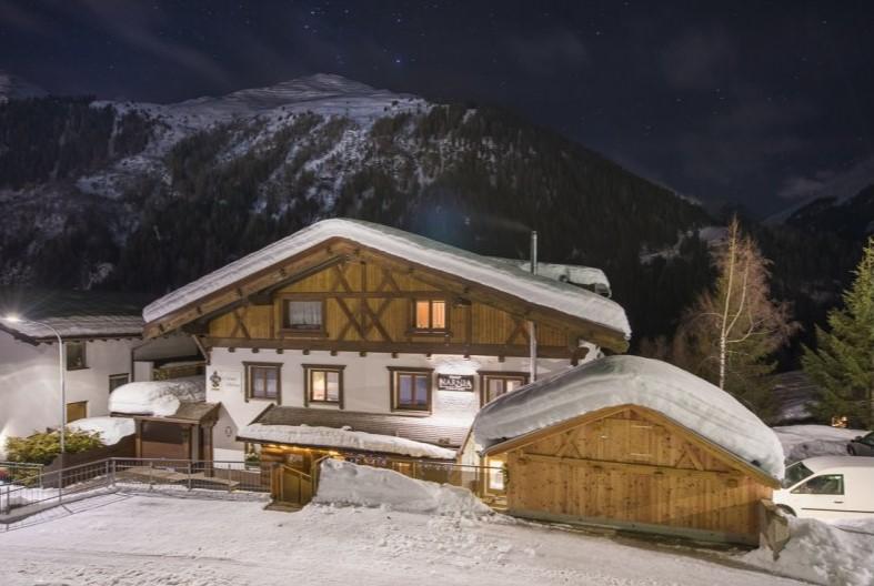 luxury chalet, St Anton, family ski chalet, ski holiday