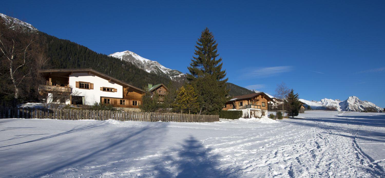 lech am arlberg schnee