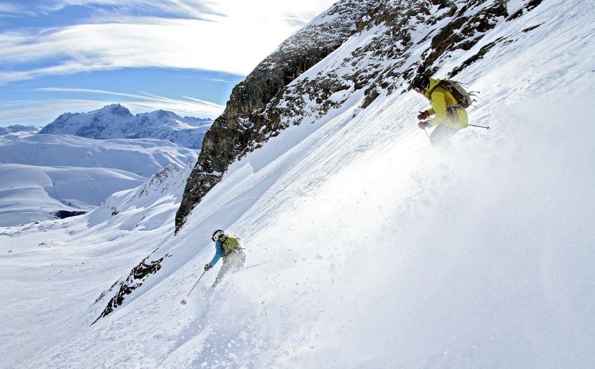 Intermediate Skiing Tips, intermediate skier, tips for intermediate skiers, intermediate ski tips
