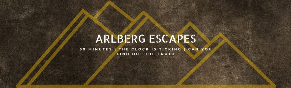 escape room, arlberg, st anton, lech