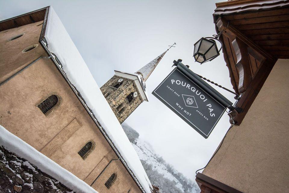 Pourquoi Pas Bar, P-Bar, St Martin de Belleville, Apres Ski