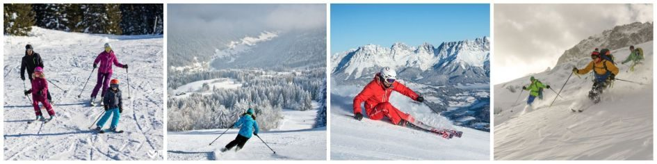 The Best Ski Resorts for Beginners; The Best Ski Resorts for Intermediates; The Best Ski Resorts for Advanced; The Best Ski Resorts for Off-Piste