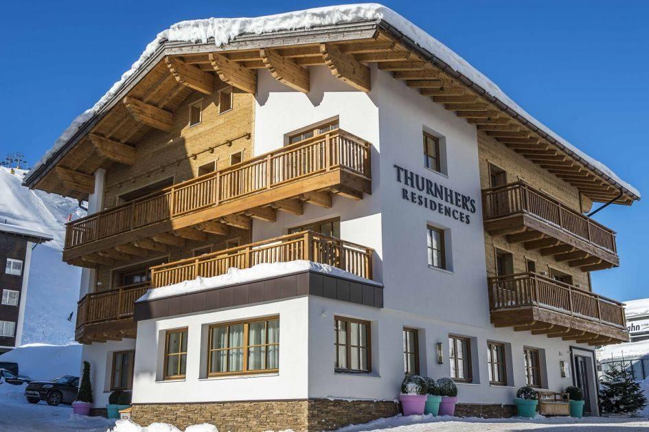luxury residence, luxury ski holiday., Zurs