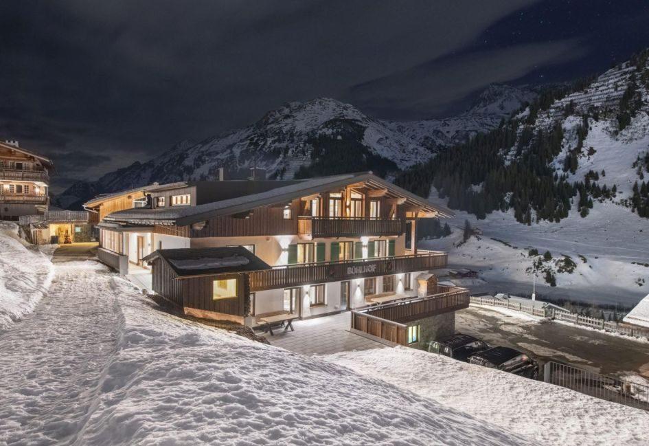 luxury apartment, Lech, Austria, luxury ski holidays