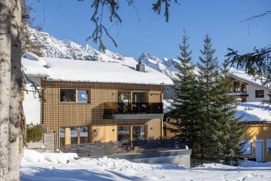 luxury ski chalet, luxury ski holiday, Austria, St Anton