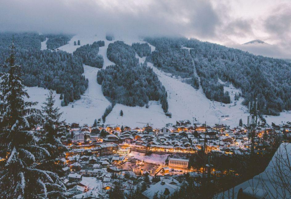 Morzine, luxury ski resort, ski resort, French Alps, Portes du Soleil