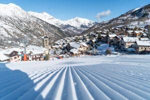 St Martin de Belliville, France, Ski Resort, Family Friendly Ski Resort