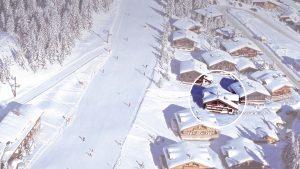 Courchevel Ski Resort, Chalet Le Namaste, Ski In Ski Out