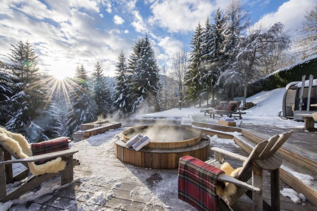spa-terrace-at-ferme-de-moudon-les-gets