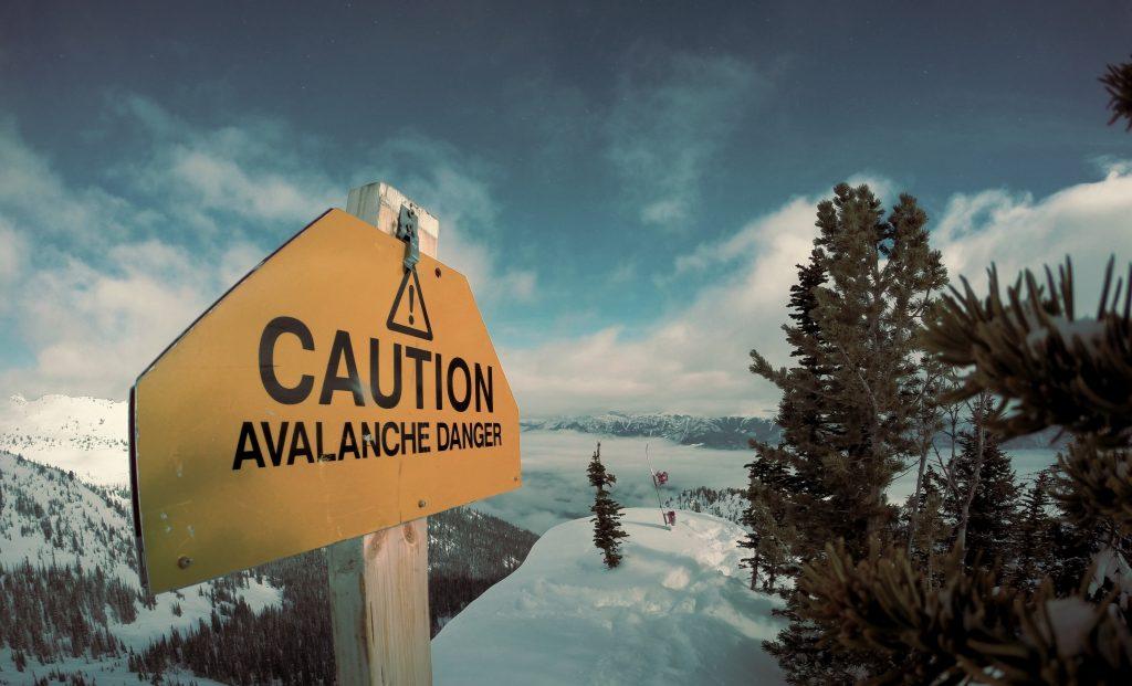 avalanche safety off-piste