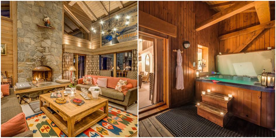seasonal chalet rentals, luxury ski chalets Val d'Isere, season ski chalets Val d'Isere