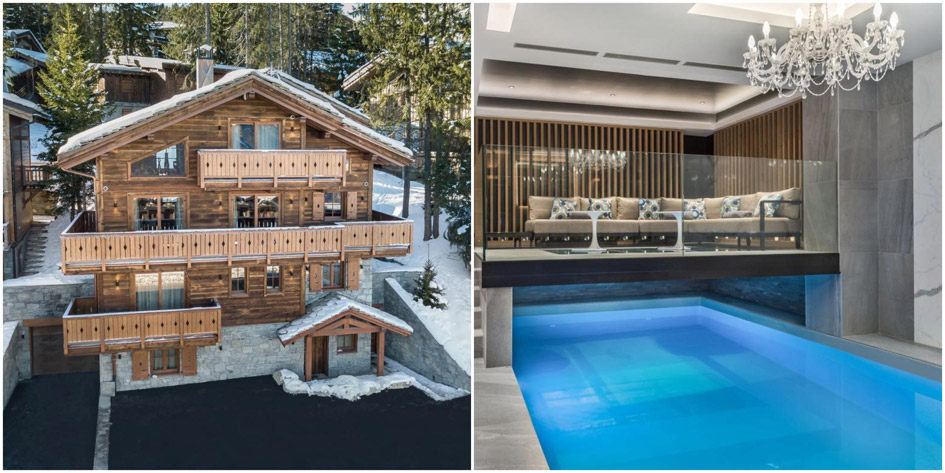 seasonal chalet rental, luxury ski chalets Courchevel, seasonal ski chalets Courchevel