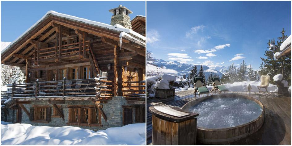 seasonal chalet rentals, Verbier, seasonal ski chalet rental Verbier