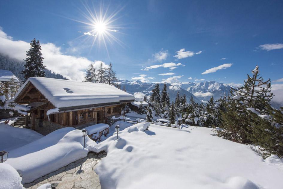 seasonal chalet rental, seasonal chalet Verbier, luxury chalet Verbier