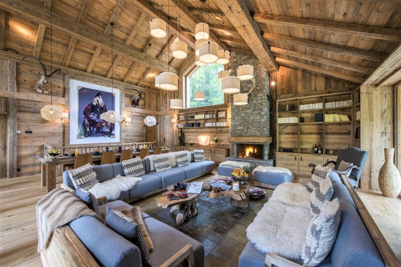 alpine retreat, remote chalets, escapism, wanderlust, luxury retreat, Val d'Isere