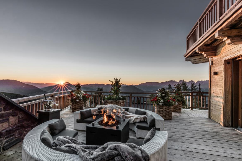 alpine retreat, remote chalets, escapism, wanderlust, luxury retreat, Kitzbuhel
