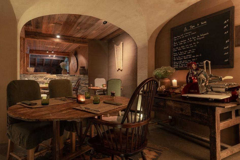 La Ferme de Mon Pere, Megeve, restaurant, Michelin Star
