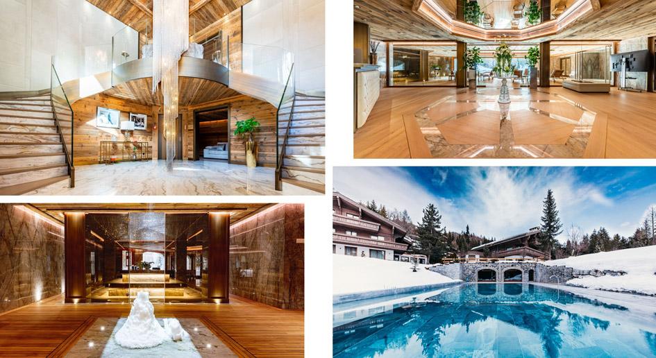 luxury chalet, ultra luxury, crans montana, switzerland