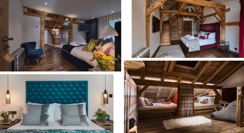 Morzine, Skiing, Luxury chalet, design