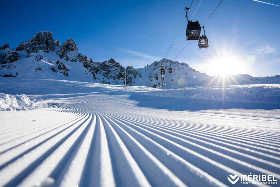 meribel skiing, skiing in meribel, coronavirus ski lifts, coronavirus ski holiday
