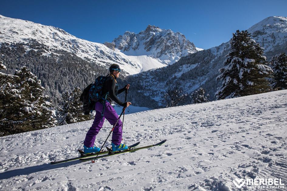 ski touring, mountain activities, snow activities, mountain holiday activities, winter mountain holidays, luxury mountain holidays