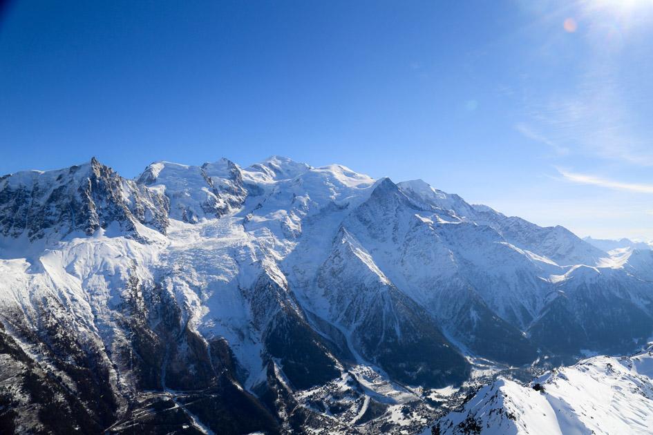 Vacances au Ski de Luxe Chamonix. Luxe Chamonix de Brévent