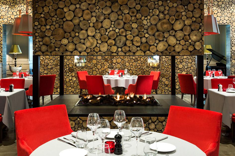 La Meilleure Gastronomie. restaurants à Chamonix