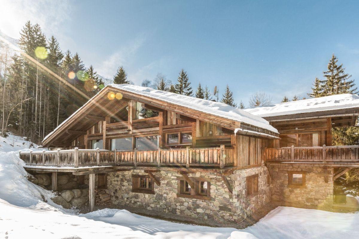 chalets de luxe Chamonix. Vacances au ski de luxe Chamonix