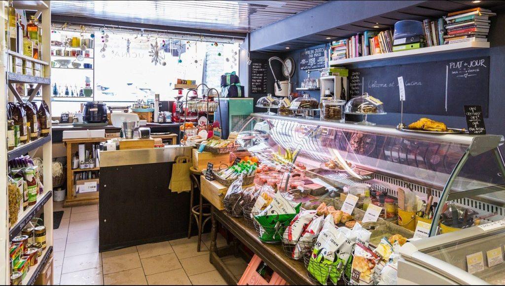 La Cucina verbier, takeaways in verbier, verbier deli, living in verbier guide, guide to verbier