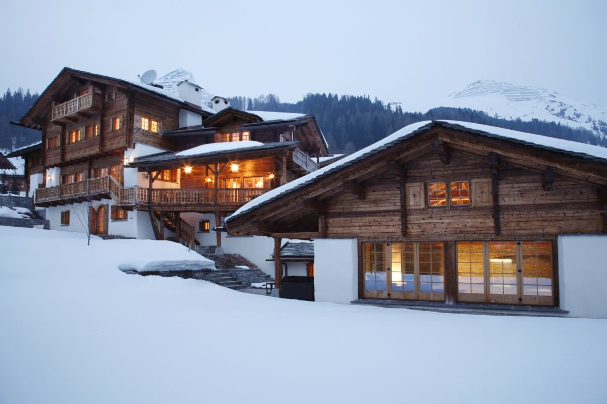 luxury chalet Davos, Davos ski holiday, chalet Switzerland, chalets in Davos
