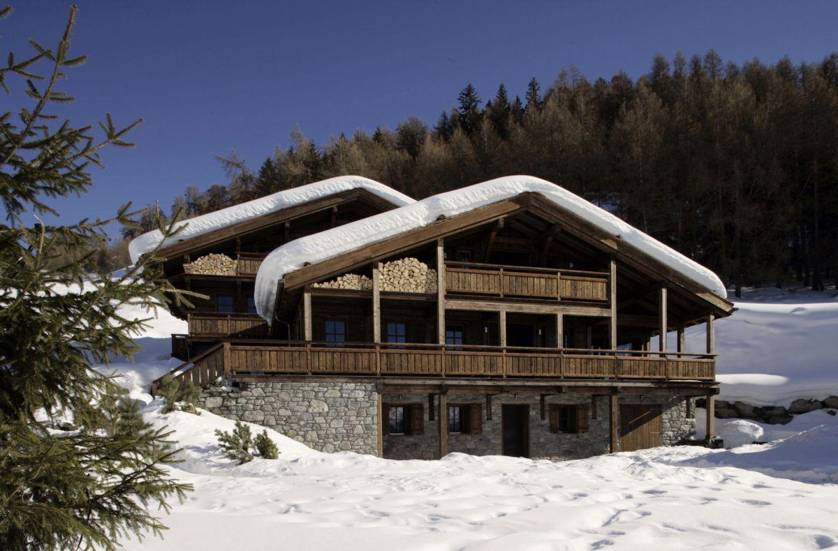 luxury chalet Veysonnaz, Veysonnaz ski holiday, ski holiday Swiss Alps, Switzerland chalet