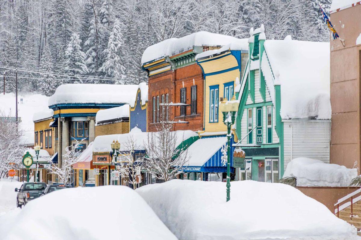 Revelstoke mountain resort, Revelstoke town, Revelstoke BC, best ski resort Canada