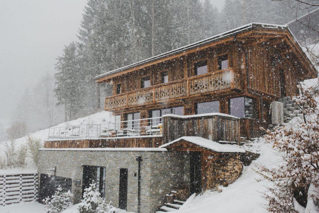 Ski chalet in Morzine, Luxury ski chalets Morzine, Self catered chalet Morzine, Self catered holidays Morzine