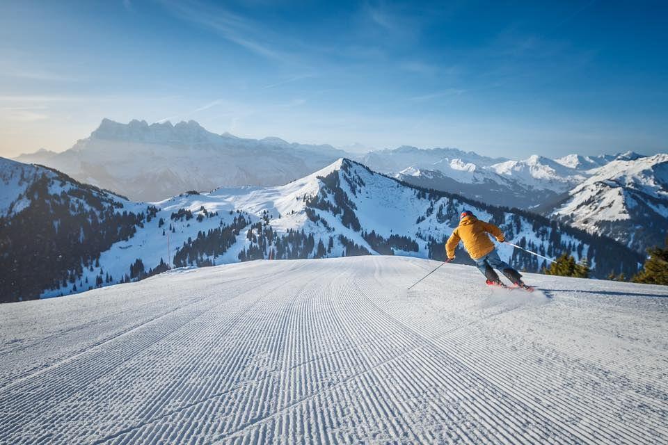 ski holidays in Chatel, skiing Chatel, ski Chatel France, Chatel ski area, ski Chatel, Portes du Soleil resorts