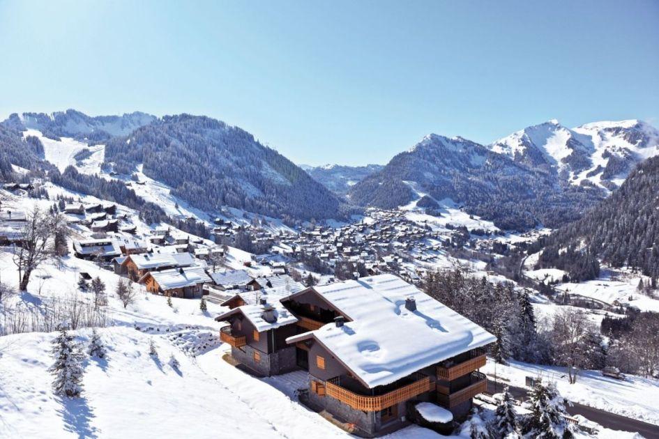 Chatel ski chalets, Chatel ski area, ski holiday Chatel, skiing in Chatel