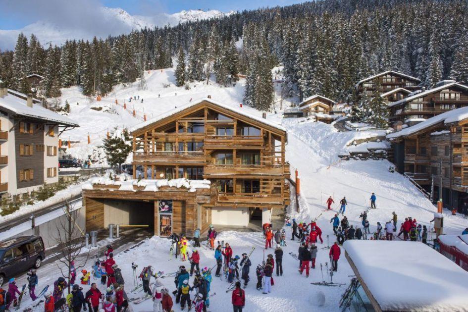 seasonal rental Verbier, ski season rental accommodation, luxury seasonal rentals in the Alps