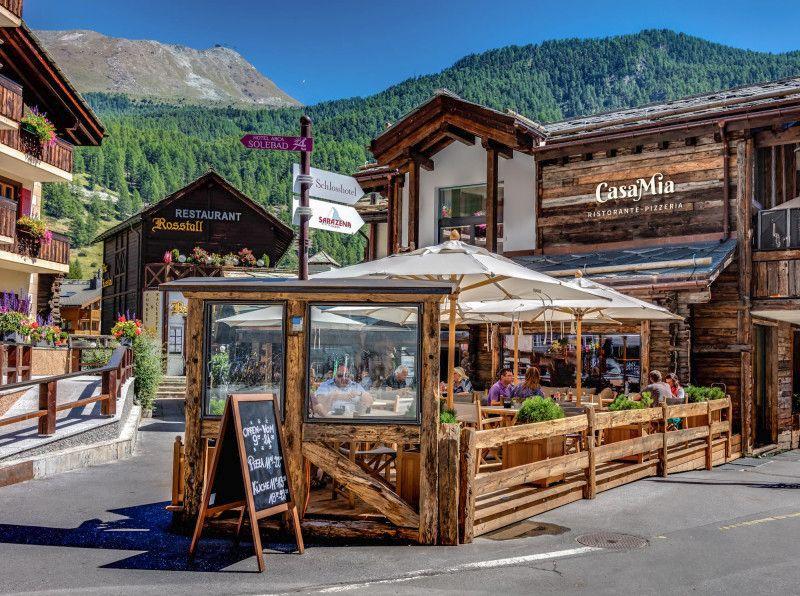 places for lunch in Zermatt, lunch in Zermatt, Zermatt restaurants, restaurants in Zermatt, Italian restaurant Zermatt