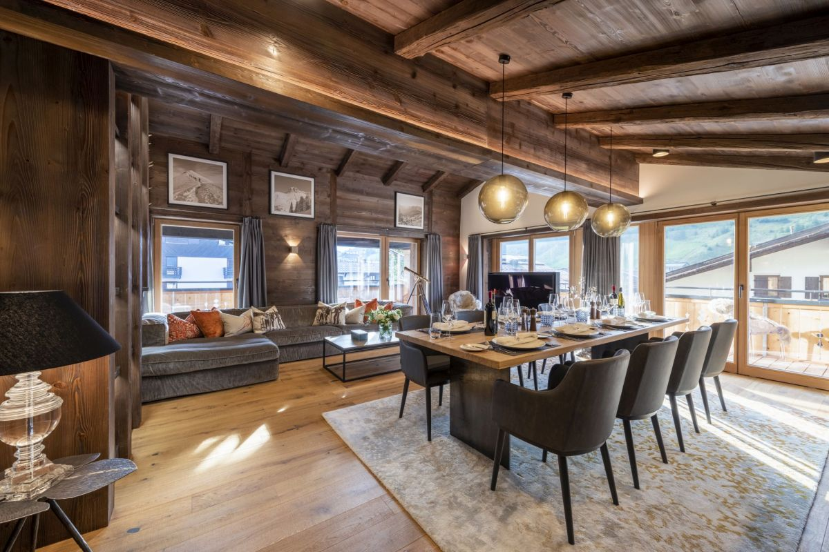 luxury ski chalets in Lech, Luxury chalets Lech, self catered chalets Austria