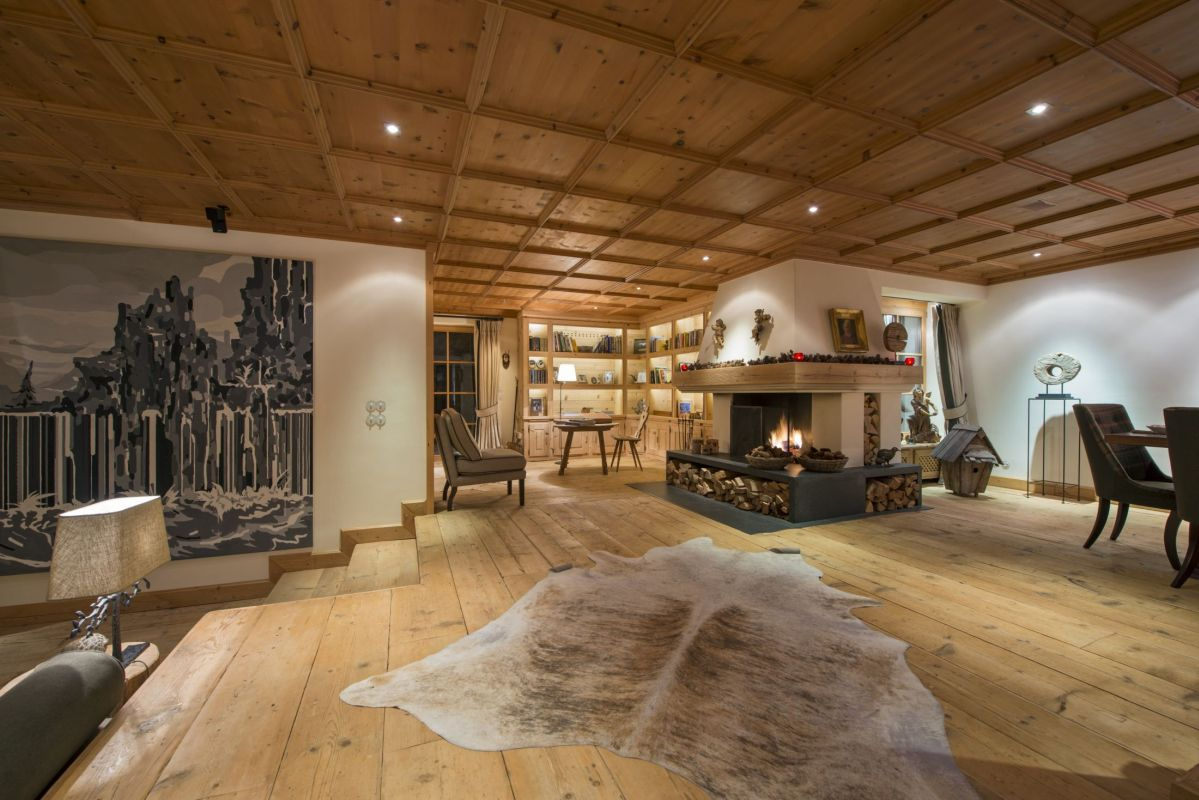 luxury self catered chalet in St Anton, St Anton self catered holiday, chalets in st anton, ski chalets st anton, luxury ski chalets st anton