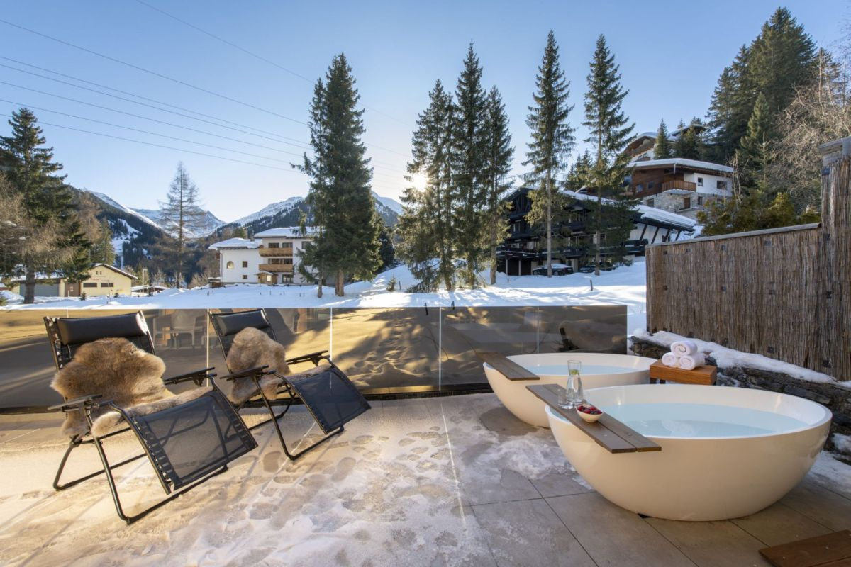 Self catered chalet St Anton, chalets in st anton, ski chalets st anton, luxury ski chalets st anton, self catered chalets Austria